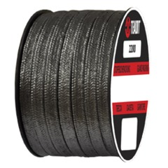 Style 2200/I Braided from high-quality pure carbon fibre yarn, reinforced with fine metal wires, impregnated with graphite and a corrosion inhibitor